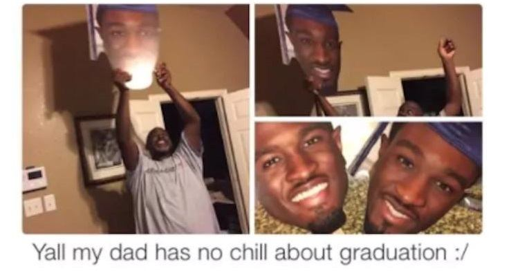 No Chill Graduation
