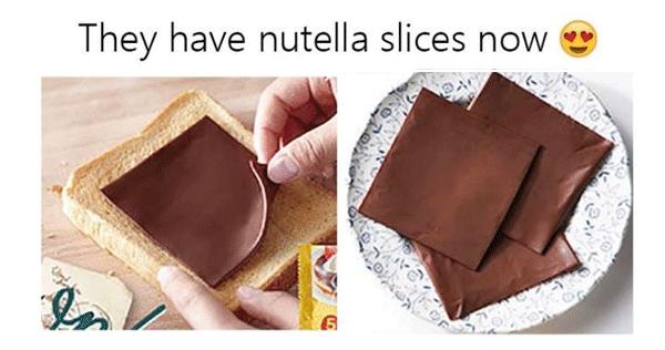 Nutella Hack