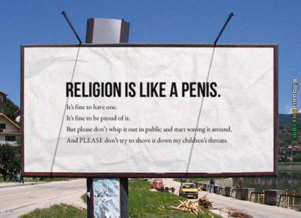 Religion Penis