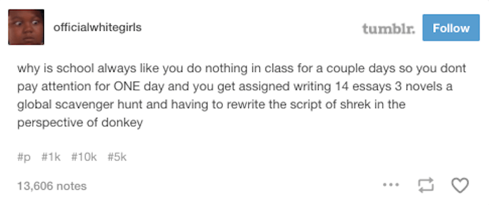 Rewrite Shrek