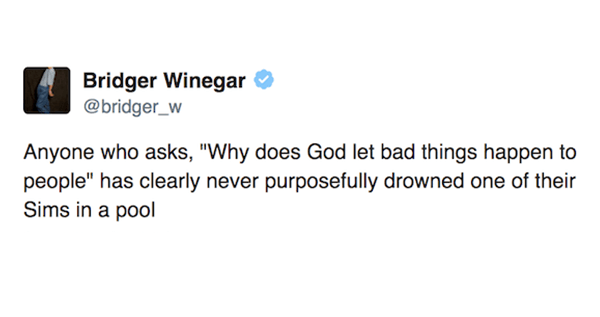 Funny Tweets About Christianity