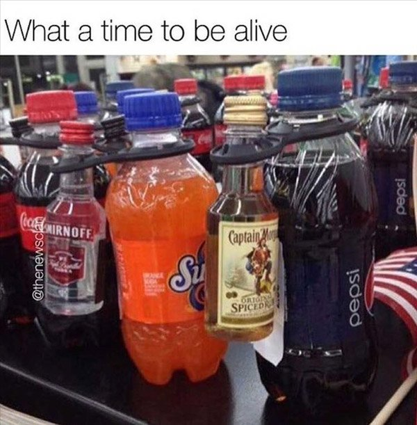 Soda Booze