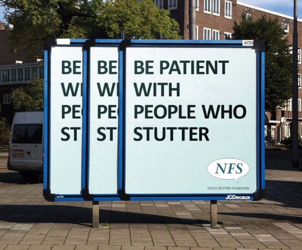 Funny Billboards Stutter