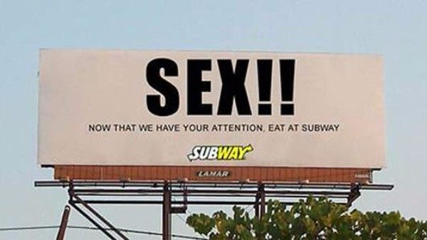 Subway Sex