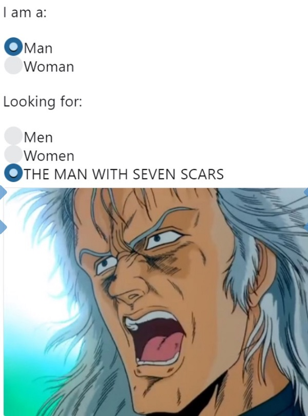 The Man With Seven Scars