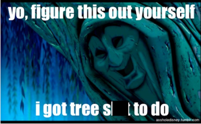 Tree Grandma
