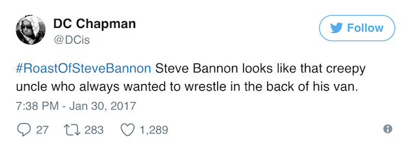 Best Steve Bannon Jokes