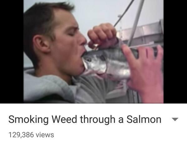 Weed Salmon