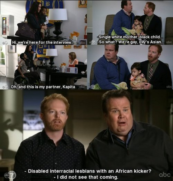 36 Modern Family Quotes To Read With Your Gay Uncles Adopted Baby