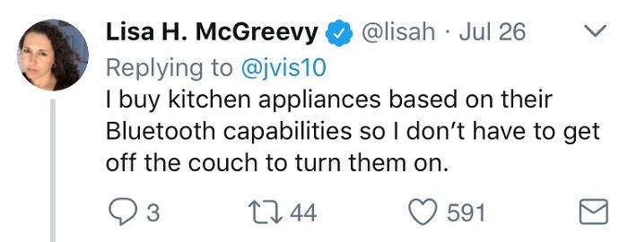 Bluetooth Appliances
