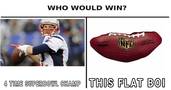 Brady Deflate