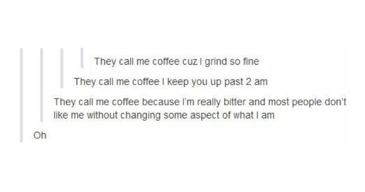 Call Me Coffee