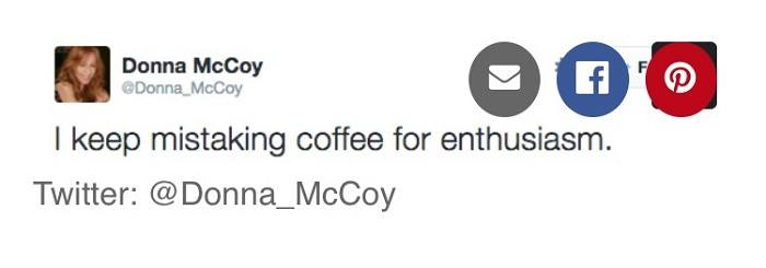 Coffee Or Enthusiasm