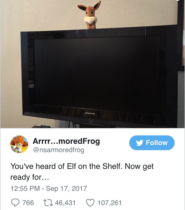 Eevee On Tv