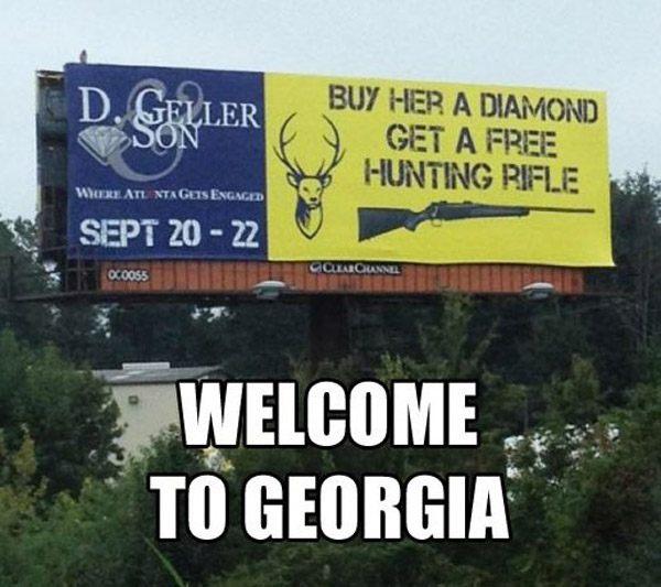 Georgia State Memes