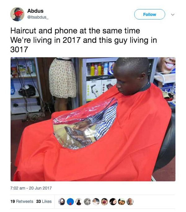 People Living In The Future