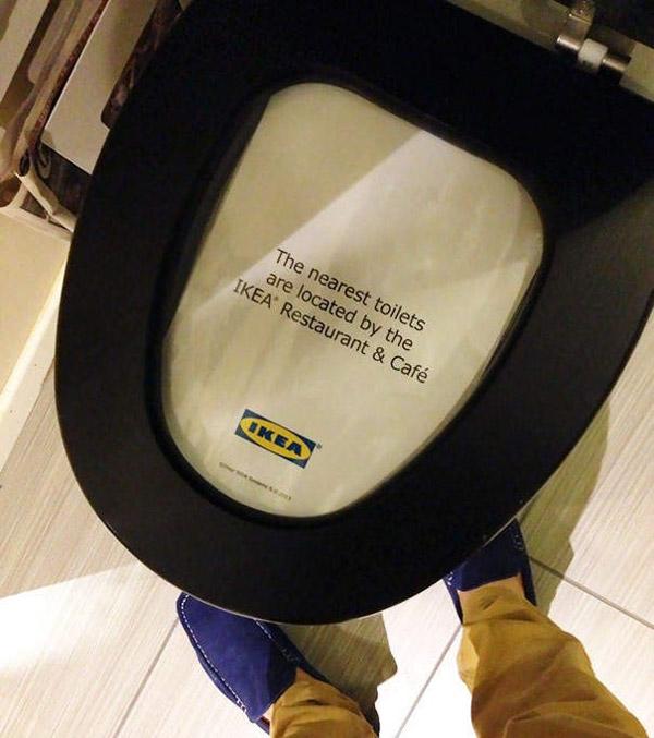 Ikea Toilet Confusing Photos