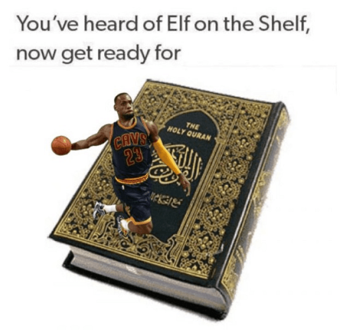 Lebron On The Quran