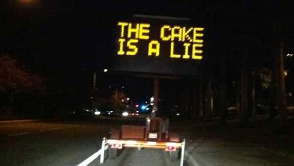 Lie Cake