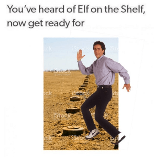 Funniest Elf On A Shelf Memes