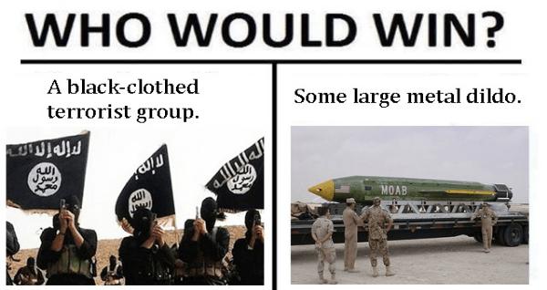 Mother Of All Bombs
