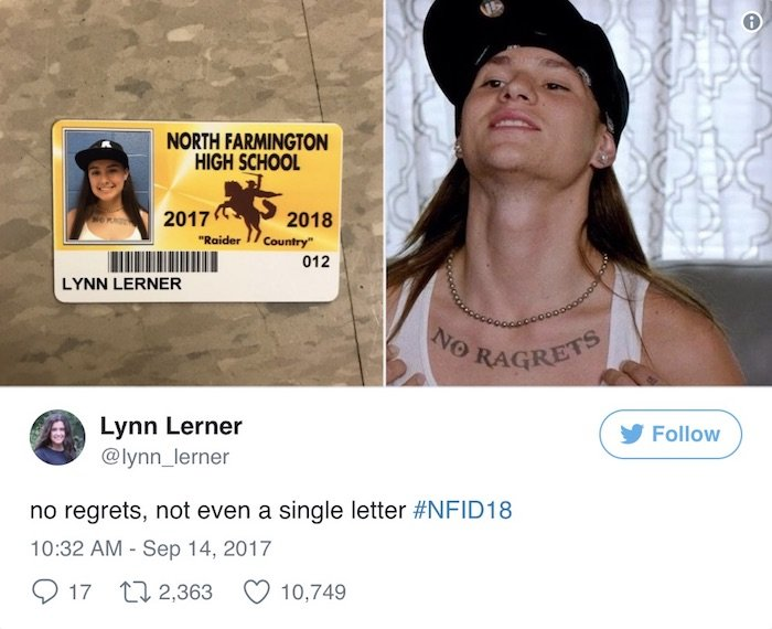 That Hilarious 36 Photos Senior Diplomas Id Student Own Their Deserve