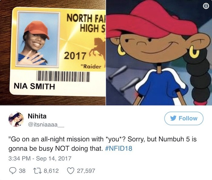 Numbah Five