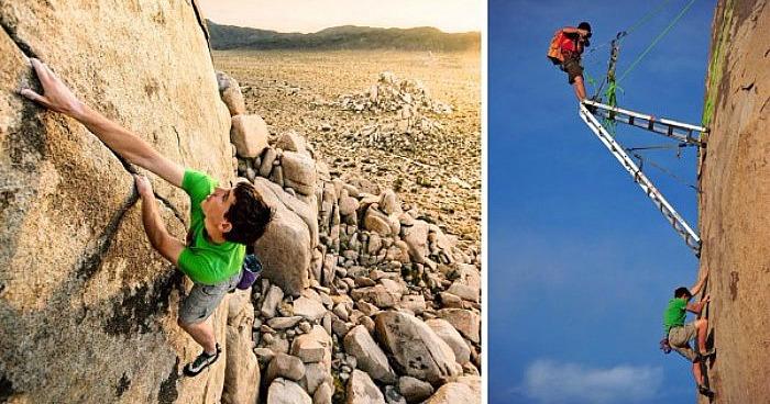 Og Rock Climber
