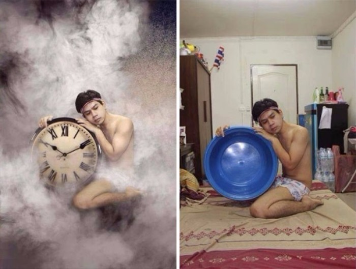 Reality Behind Photography Photoshop