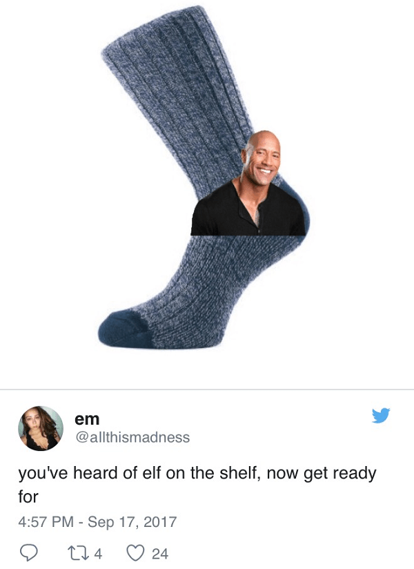 Rock On A Sock