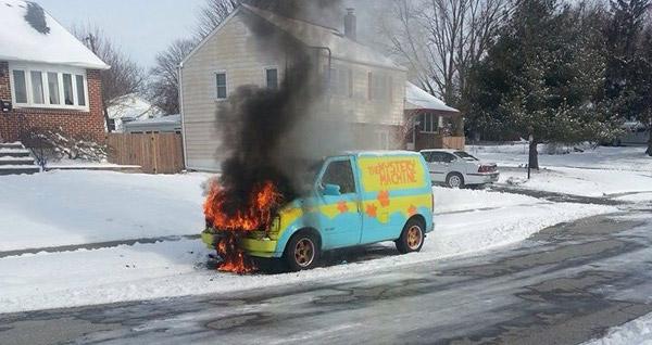 Scooby Fire