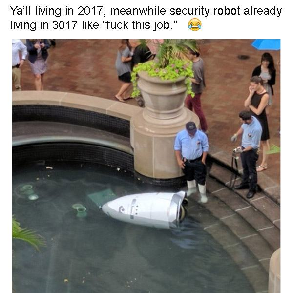 Security Robot