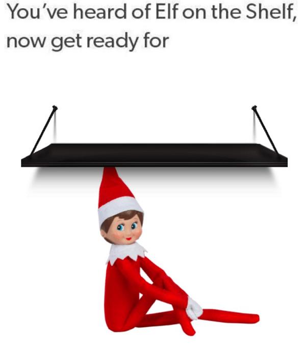 Shelf On The Elf