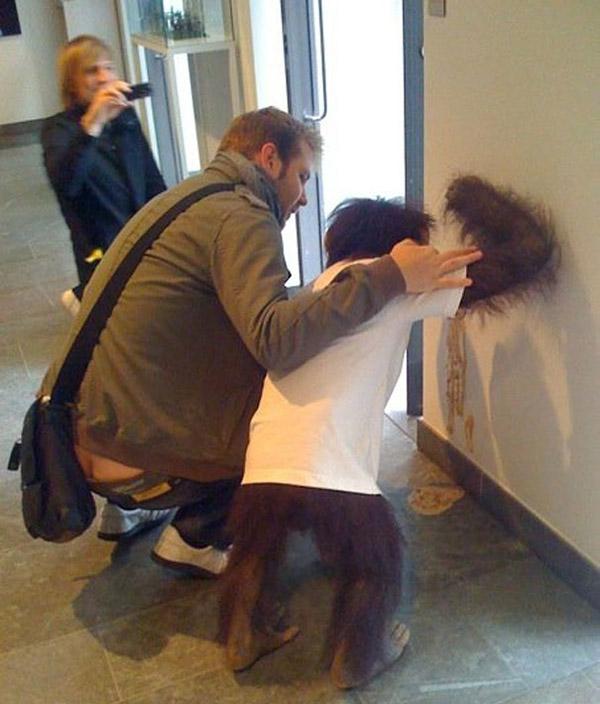 Sick Ape