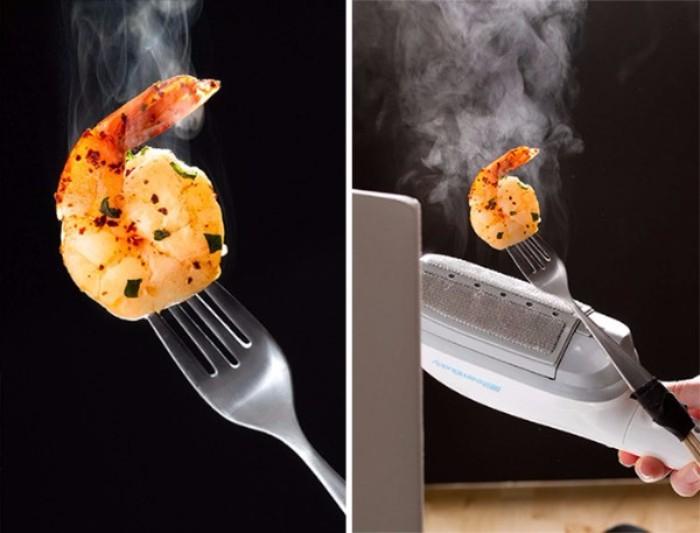 Steam Shrimp