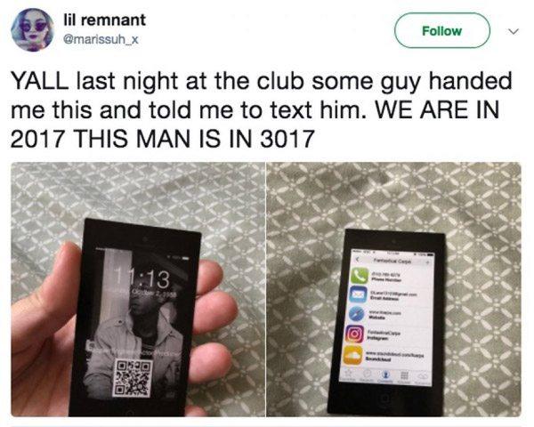 Text Card