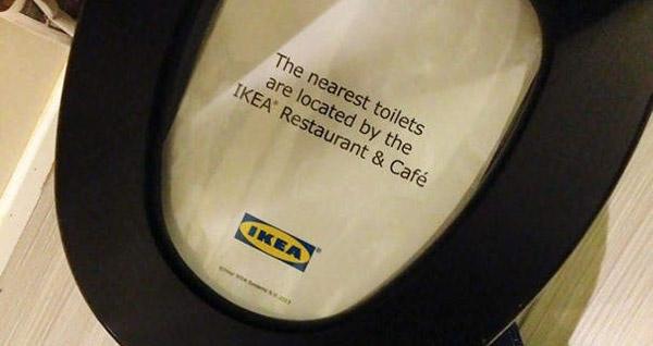 Toilet Ikea