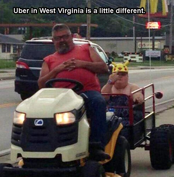 West Virginia State Memes