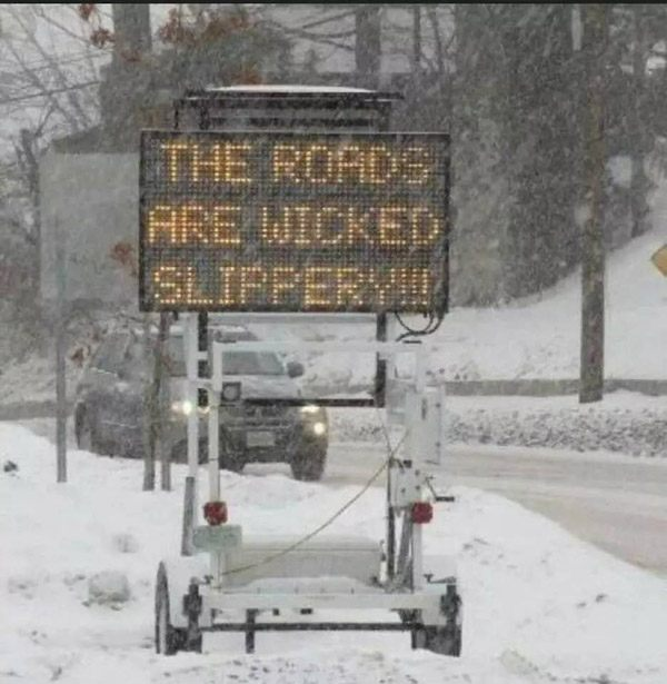 Wicked Slippery