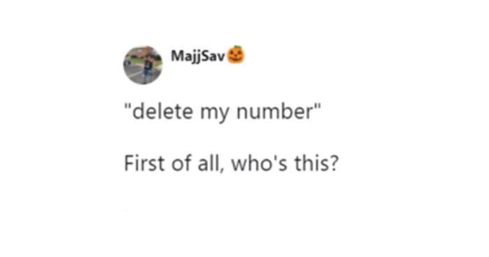 OG Number
