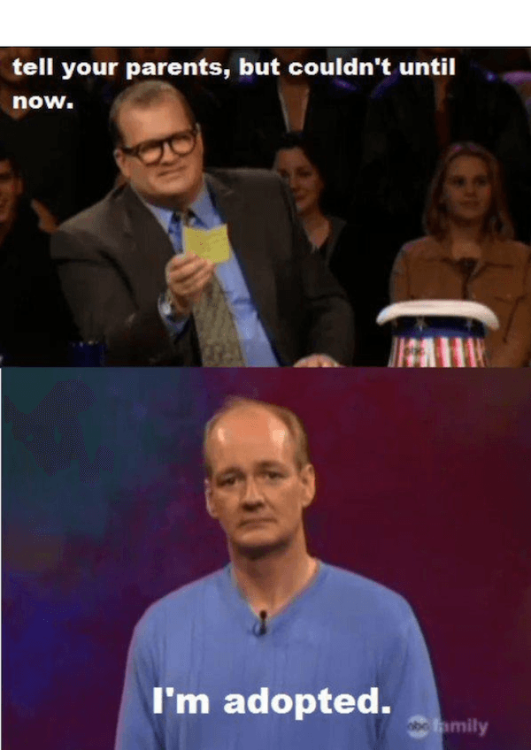 Funniest Whose Line Is It Anyways Moments Adopted
