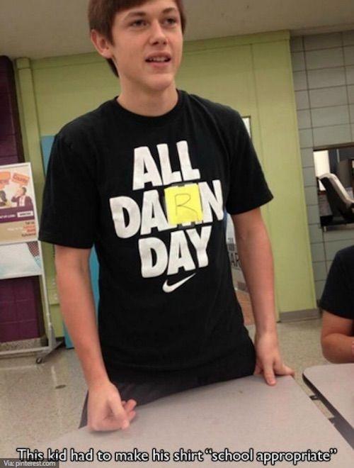 All Darn Day