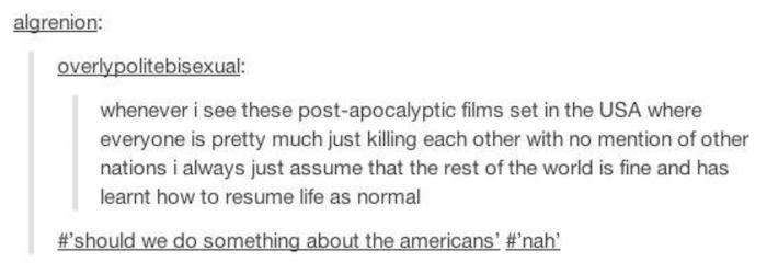 Apocalyptic America