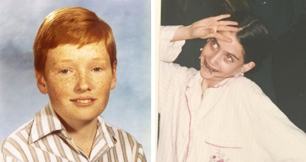 Awkward Celebrities During Puberty