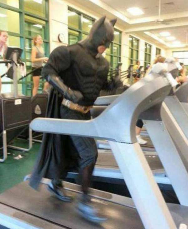 Batman Treadmill