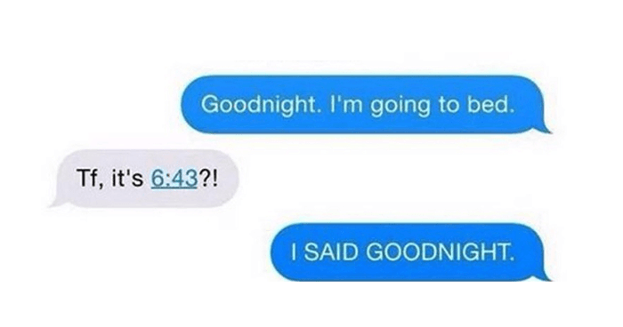 Bed Time Og