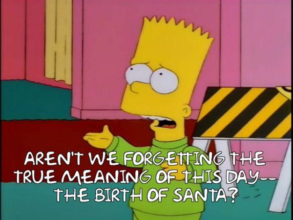 Birth Of Santa