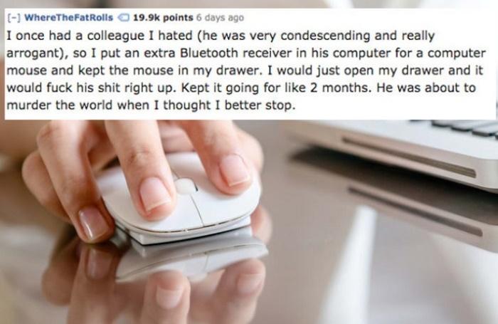Bluetooth Annoyance