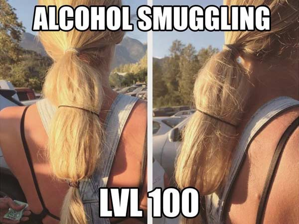 Booze Smuggler