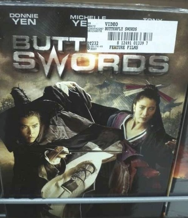 Butt Swords